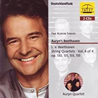 String Quartets 4 by LUDWIG VAN BEETHOVEN (2004-11-15)