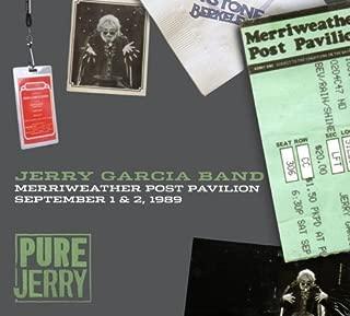 pure jerry merriweather post pavilion