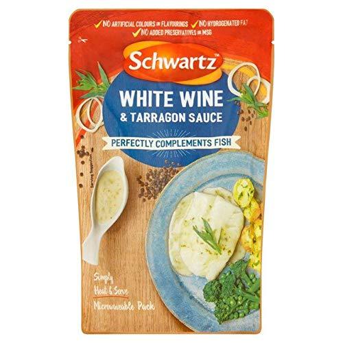 Schwartz White Wine & Tarragon Sauce for Fish 300g