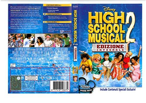 High school musical 2 (DVD 2007 prima edizione)