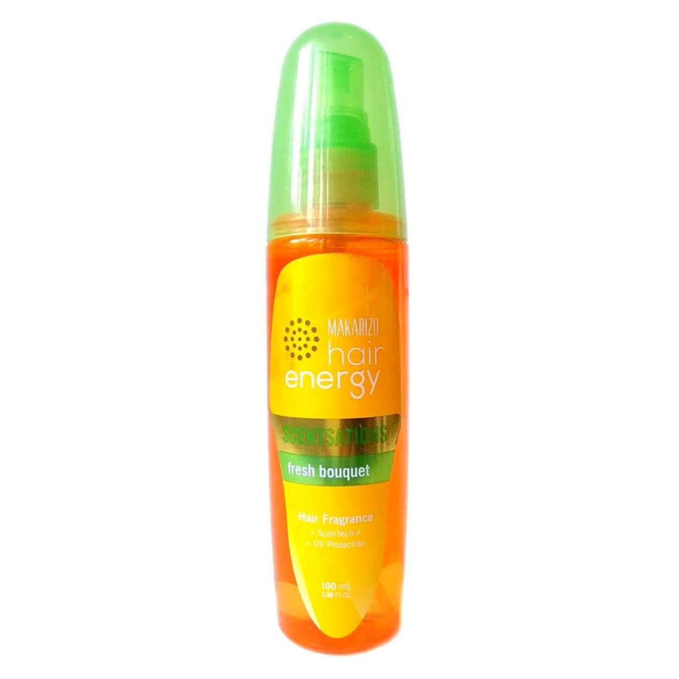 セイはさておきアプトマーガレットミッチェルMAKARIZO マカリゾ Hair Energy ヘアエナジー Hair Fragrance ヘアフレグランス センセーション 100ml Fresh Bouquet フレッシュブーケ [海外直送品]