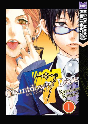 COUNTDOWN 7 DAYS vol. 1 (Shonen Manga) (English Edition)