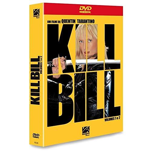 Kill Bill - Volumes 1 E 2