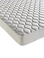 Dormeo Memory Aloe Vera Plus, Memory Foam Mattress, Firmness Medium, Size Double