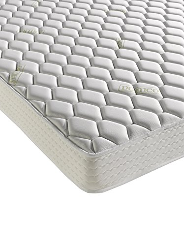 Dormeo Memory Aloe Vera Plus, Memory Foam Mattress, Firmness Medium, Size Super King