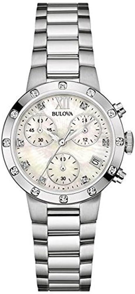 Max 60% OFF 96W202 Bulova Ranking TOP17 Wristwatch