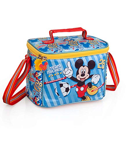 Borsa FRIGO Topolino Disney Tempo Libero Viaggio Scuola Bambino 22 CM.-34218