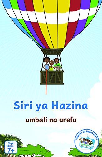 Siri ya Hazina (Swahili) (Ubongo Kids Season 2) (English Edition)