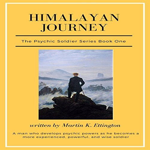 Himalayan Journey audiobook cover art