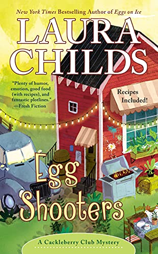 Egg Shooters (A Cackleberry Club Mystery)