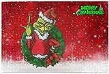 BOIPEEI Puzzle Games - Dr. Seuss The Grinch Jigsaw Puzzles 1000 Piezas para Adultos - Juegos para Adultos, Adolescentes y niños