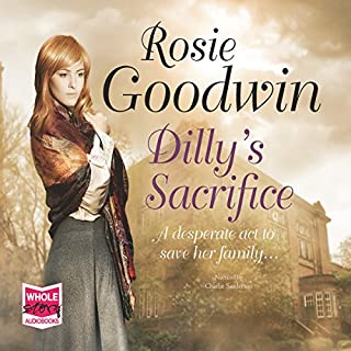 Dilly's Sacrifice cover art
