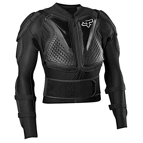 Fox Herren Titan Sport Jacket Guards, Black, M EU