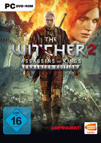 The Witcher 2: Assassin of Kings - Enhanced Light Edition - PC - [Edizione: Germania]