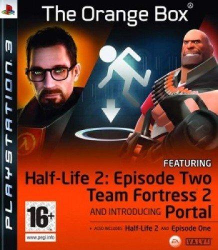 Half-Life 2: The Orange Box (Playstation 3) [UK IMPORT]