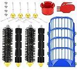 Kit de filtro de cepillo lateral de repuesto para robot aspirador...