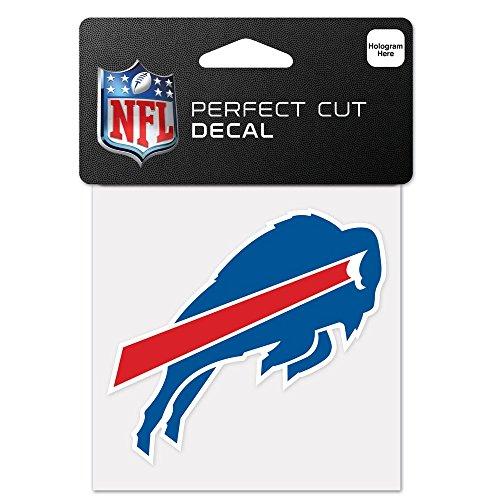 Wincraft Buffalo Bills Perfect Cut Color Decal 4