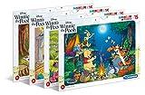 Clementoni Clementoni 22231 - Puzzle (15 piezas), diseño de Winnie the Pooh, multicolor , color/modelo surtido