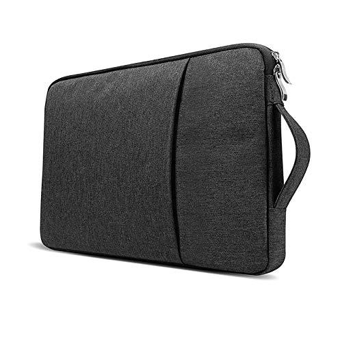 Funda para Sony Xperia Z3 Tablet Compacto Impermeable Bolsa Bolsa Bolsa Para Sony Xperia Z Z1 Tablet 10.1 Funda Cubierta Gris Oscuro