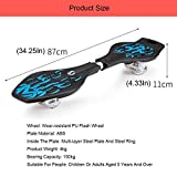 Zoom IMG-1 grist cc waveboard skateboard completo