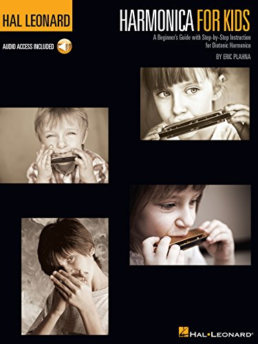 A Beginner's Guide With Step-by-Step Instruction for Diatonic Harmonica (Kindle Edition)