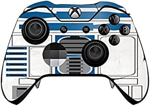 Popular Dirty R2D2 Vinyl Decal Sticker Skin by LE Prints for Xbox One Elite Controller
