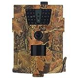 ZHBD Camera De Juego De Sendero 12MP con Movimiento De Visión Nocturna Cámaras De Caza De 1080P con Bajo Brillo Y Actualizado Impermeable IP65 para Observación De Vida Silvestre Al Aire Libre