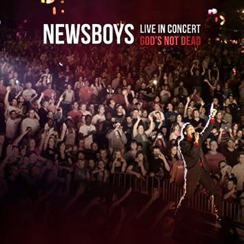 Live In Concert: God's Not Dead (Live)