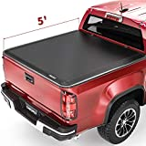 oEdRo Roll Up Truck Bed Tonneau Cover...