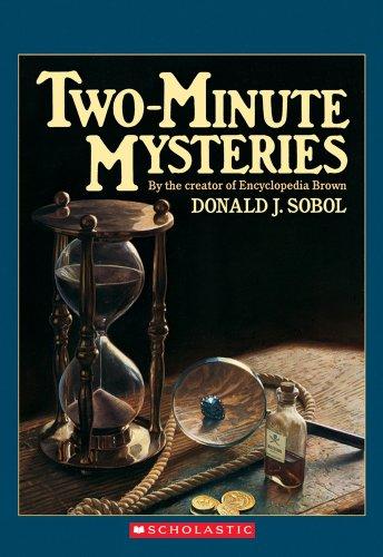 Two-Minute Mysteries (Apple Paperbacks)の詳細を見る