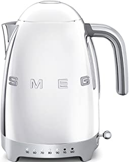 Smeg Variable Electric Kettle KFL04 SSUS, Polished Stainless Steel