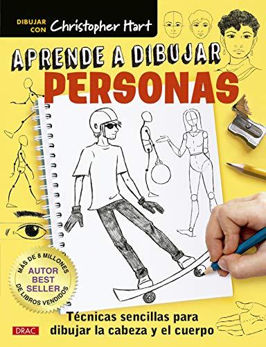 Aprende a dibujar personas: Técnicas sencillas para dibujar la cabeza y el cuerpo