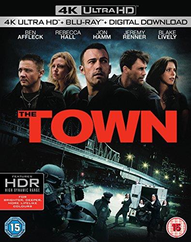The Town [4K Ultra HD] [2010] [Blu-ray] [2016]