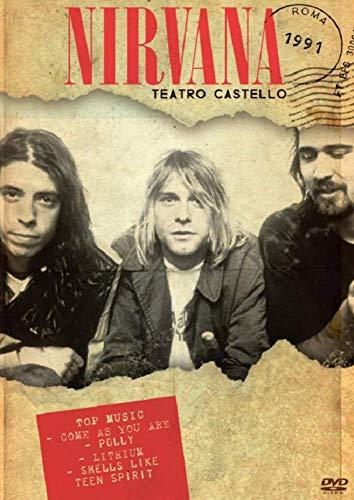 Nirvana - Live Roma Teatro Castello 1991