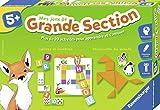 Ravensburger- Jeu Educatif- Mes jeux de grande section- 3ème année de maternelle- A partir de 5 ans- 24524