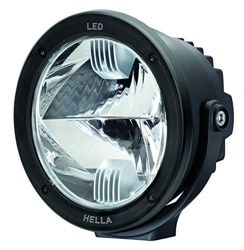 HELLA 1F3 011 815-011 Fernscheinwerfer - Luminator Compact - LED - 12V/24V - Ref. 50 - Anbau - Kabel: 3000mm
