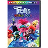 Trolls World Tour Dance Party Edition DVD