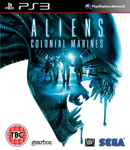 Aliens Colonial Marines - Collector's Edition (PS3) [Importación inglesa]