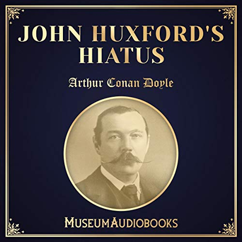 John Huxford's Hiatus audiobook cover art