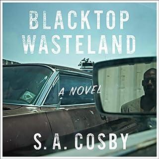 Page de couverture de Blacktop Wasteland
