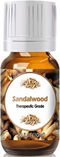 Sandalwood Essential Oil for Diffuser & Reed Diffusers (100% Pure Essential Oil) 10ml
