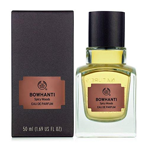 The Body Shop Bowhanti | Spicy Woods – Eau de Parfum – 50 ml