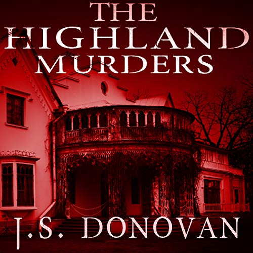 The Highland Murders: Book 2 audiobook cover art