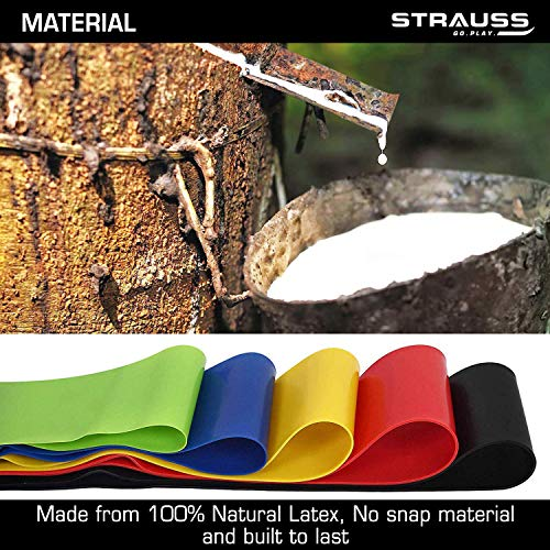 Strauss Latex Resistance Band