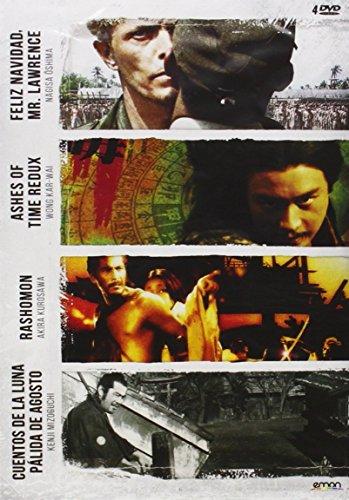 Pack: Nagisa Ōshima + Akira Kurosawa + Wong Kar Wai + Kenji Mizoguchi [DVD]