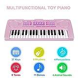 Immagine 1 tastiera pianoforte elettronica 37 tasti
