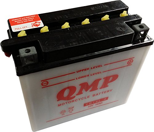 Batterie für KAWASAKI 1000ccm KZ1000-P Police Baujahr 1982-2001 (YB18L-A)