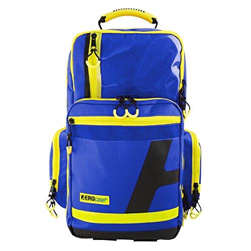 AEROcase® - Pro1R PL1C Notfallrucksack L Polyester, Farben:Blau