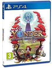 Yonder PlayStation 4 by Prideful Sloth