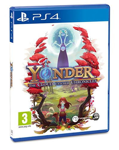 Sony Yonder: The Cloud Catcher Chronicles, PS4 vídeo - Juego (PS4, PlayStation 4, Acción /...